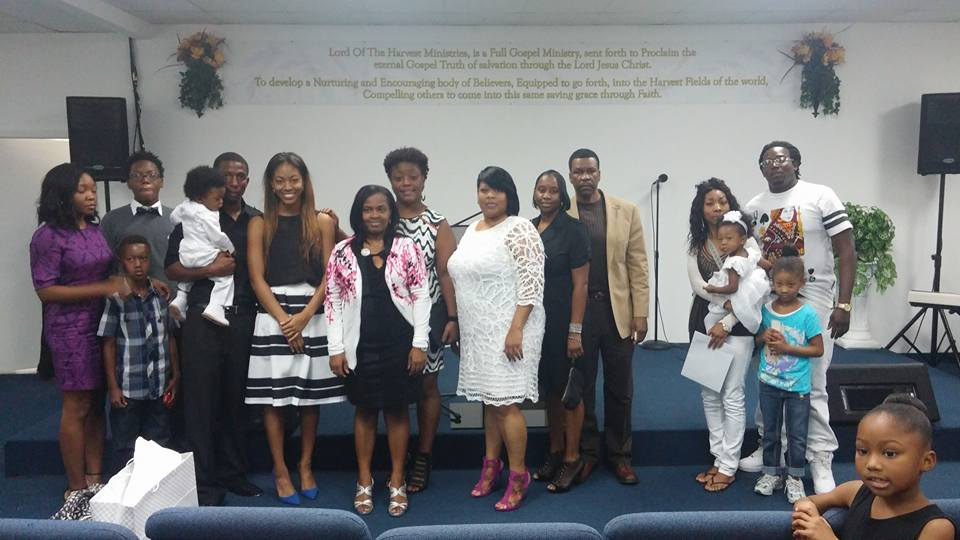 Lord of the Harvesy Baby Dedication pic 2