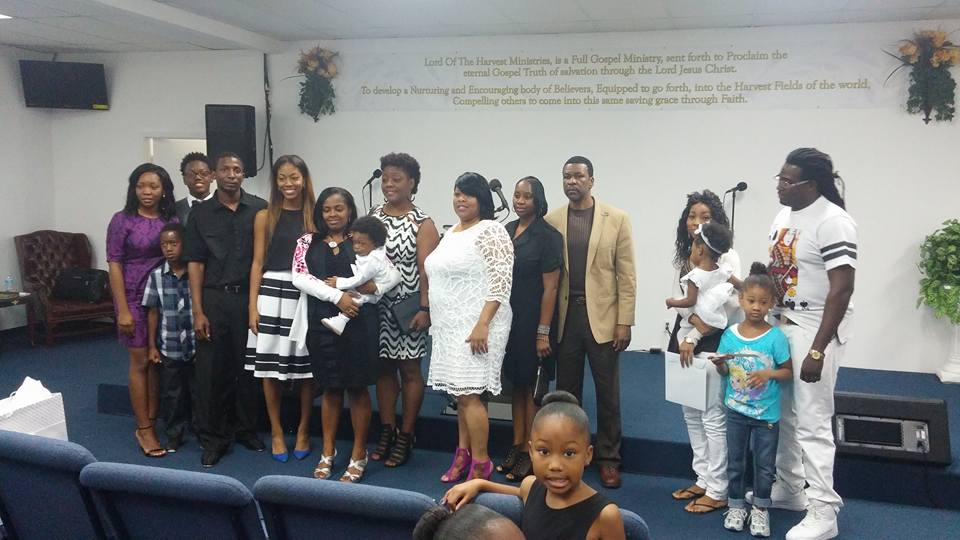 Lord of the Harvesy Baby Dedication pic 3