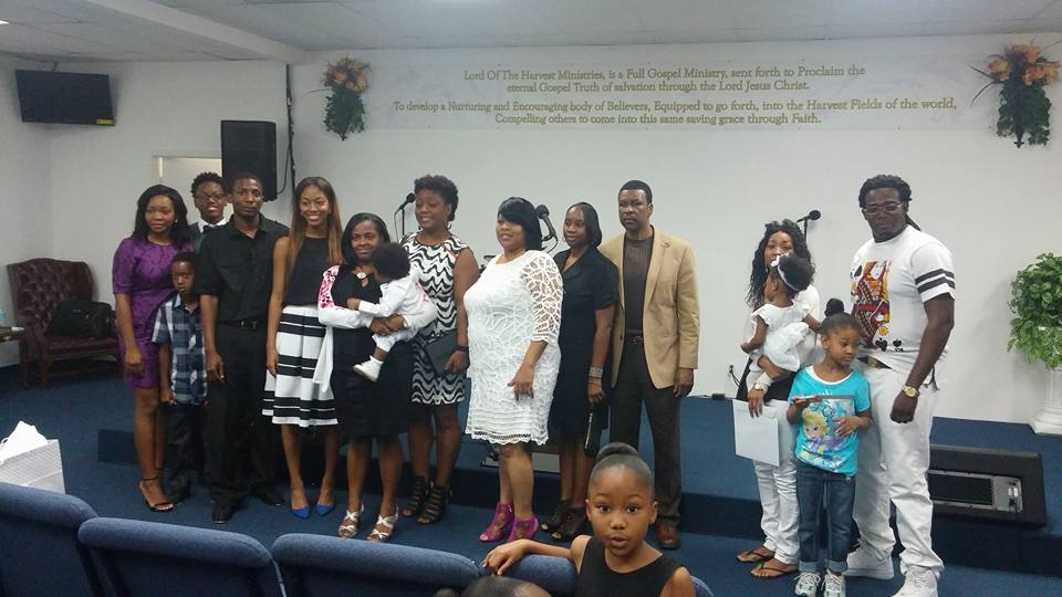 Lord of the Harvesy Baby Dedication pic 4