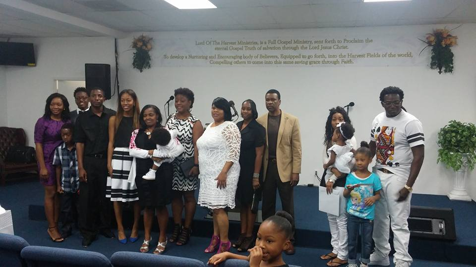 Lord of the Harvesy Baby Dedication pic 5